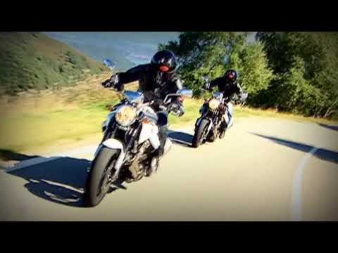 Moto Guzzi Griso 8V 1200 - Official Video (HD)