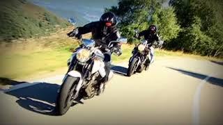 Moto Guzzi Griso 8V 1200 - Official Video (HD) 2011