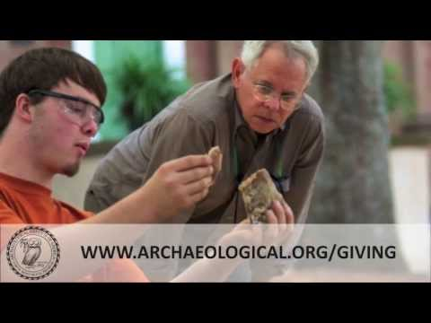 May 2013 at the Archaeological Institute of America