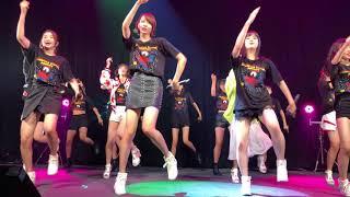 8月26日の原駅クエスト昼公演の『U.S.A』です。原駅ステージA、原宿乙女...
