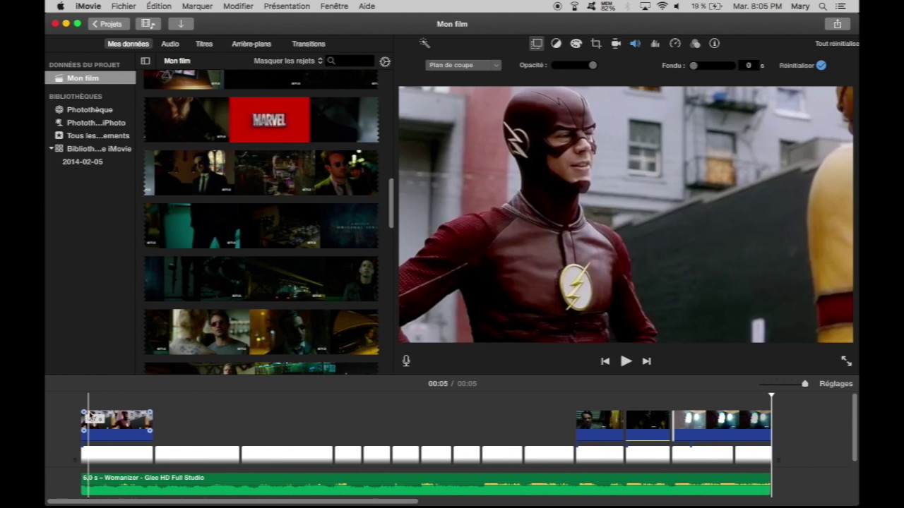 Tutorial: How To Vine Edit With Imovie