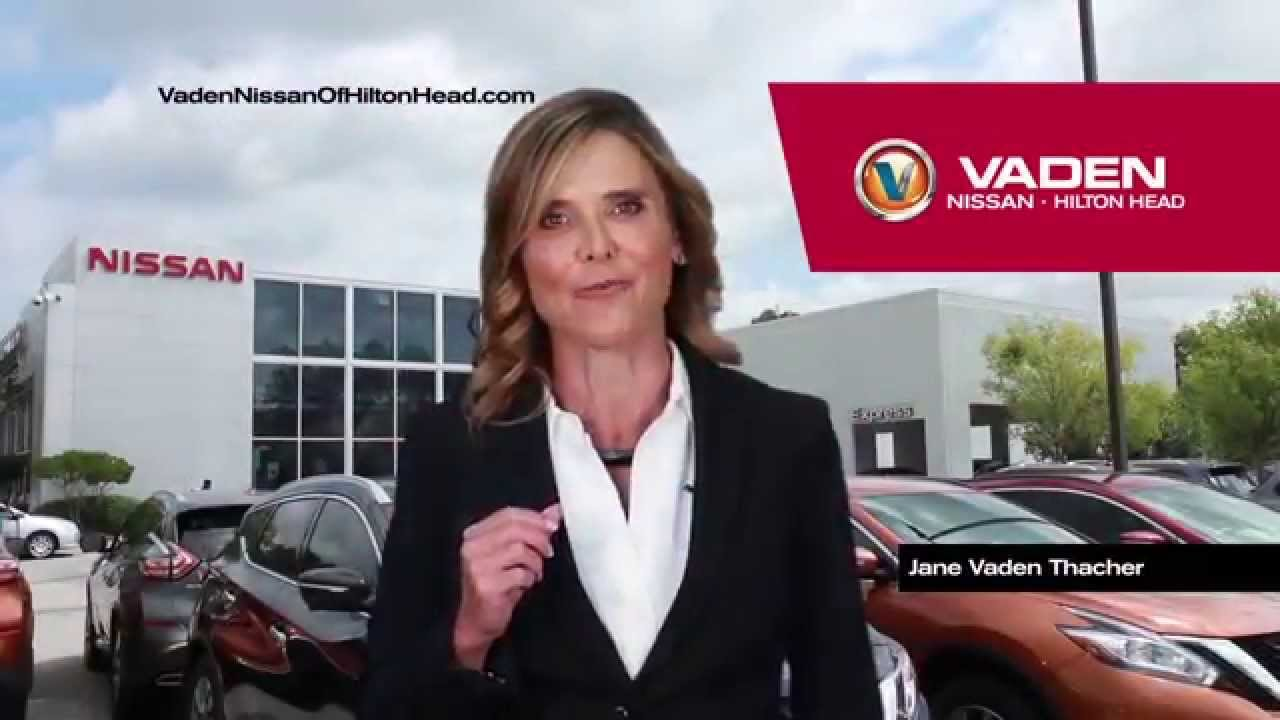 welcome to the all-new vaden nissan of hilton head! - youtube