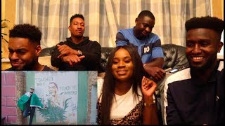AKA - Fela In Versace ft. Kiddominant ( REACTION VIDEO ) || @akaworldwide @Ubunifuspace
