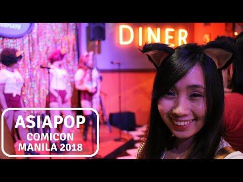 2018 AsiaPOP Comicon Manila