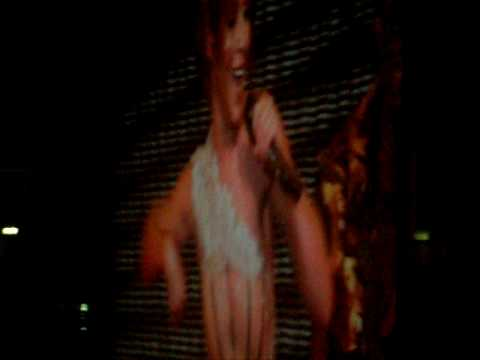 Cheryl Cole - Tryin Make Me Cry - Manchester 24th May 2010