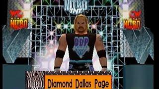 WCW/nWo Revenge - Diamond Dallas Page - U.S. Heavyweight (Hard)