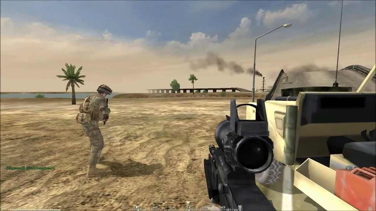 project reality Official project reality: bf2 mod v14 trailer for the pr:bf2 v14 release project reality is a modification for the multi-player online pc game, battlefiel.