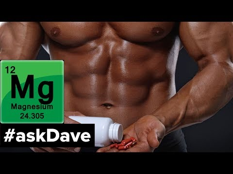 THE TRUTH ABOUT MAGNESIUM! #askDave