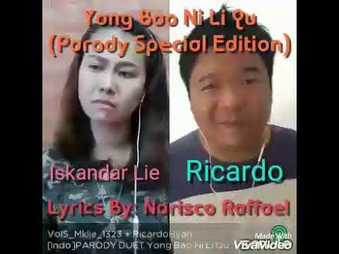 Yong Bao Ni Li Qu (Special Edition) @NoriscoRaffael