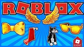 [EVENTO] BLOXY PRIZE ITEMS SHOWCASE PER 6TH ANNUAL AWARDS (ROBLOX) - DIY GOLDEN BLOXY WINGS & MORE