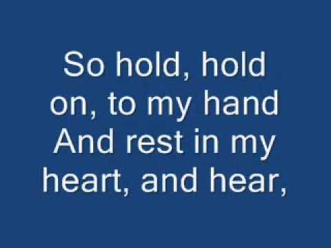 Yolanda Adams  Be Still  Lyrics