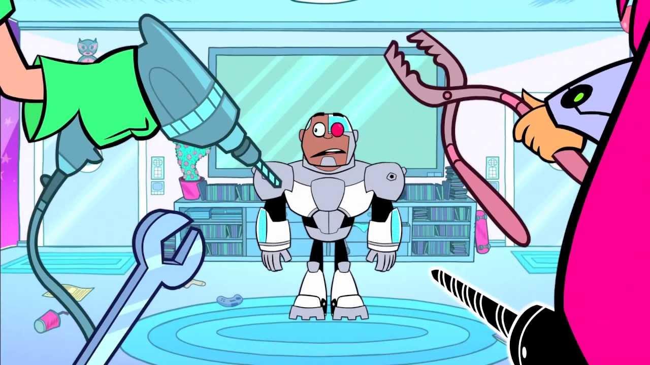 Teen Titans Go -9066