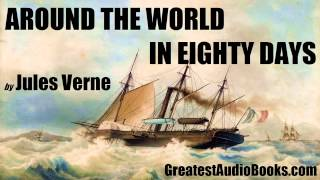 AROUND THE WORLD IN EIGHTY DAYS - FULL AudioBook | Greatest AudioBooks V3