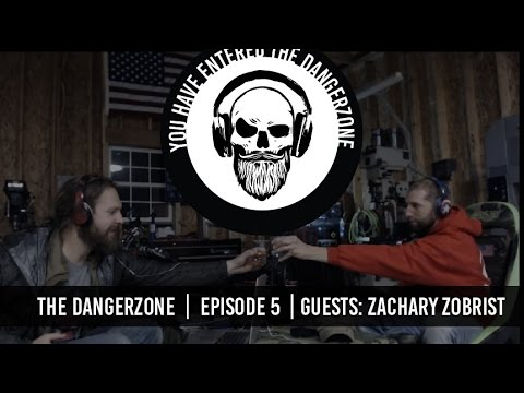 The Dangerzone: Episode 5 - Zachary Zobrist