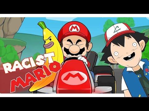 PERO QUE ES ESTA LOCURA? VIDEO REACCION RACIST MARIO - exo
