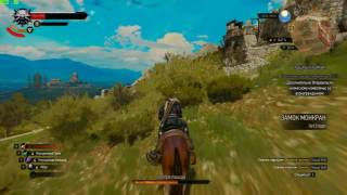 Тестирование Geforce 940m в Ведьмаке 3 Testing Geforce 940m in the Witcher 3