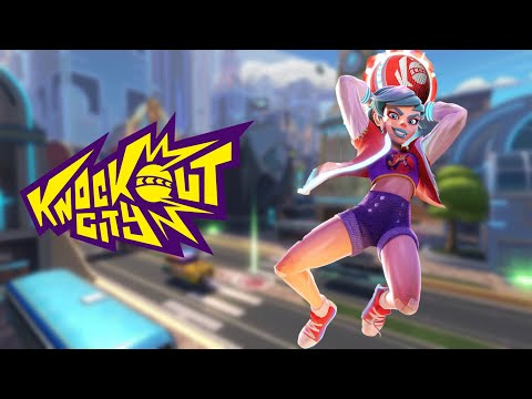 Knockout City - Action-Packed Gameplay Highlights From The Closed Beta