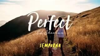 Lirik Terjemahan Perfect - Ed Sheeran (Cover Hanin Dhiya)