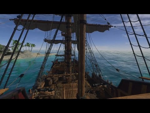 VROOM: Galleon : Be a pirate in Virtual Reality ! 10/10 love it !