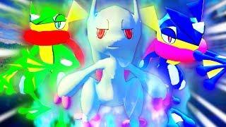"""Minecraft Pixelmon - """"Mega Scary Mewtwo!"""" - Episode 7"""