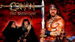 Conan the Barbarian (1982) - Nostalgia Critic