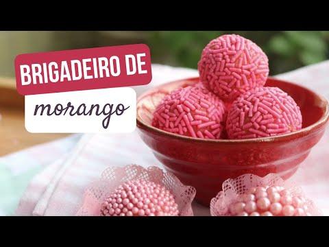 BRIGADEIRO DE MORANGO