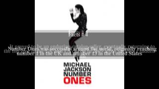 Number Ones (Michael Jackson album) Top # 8 Facts