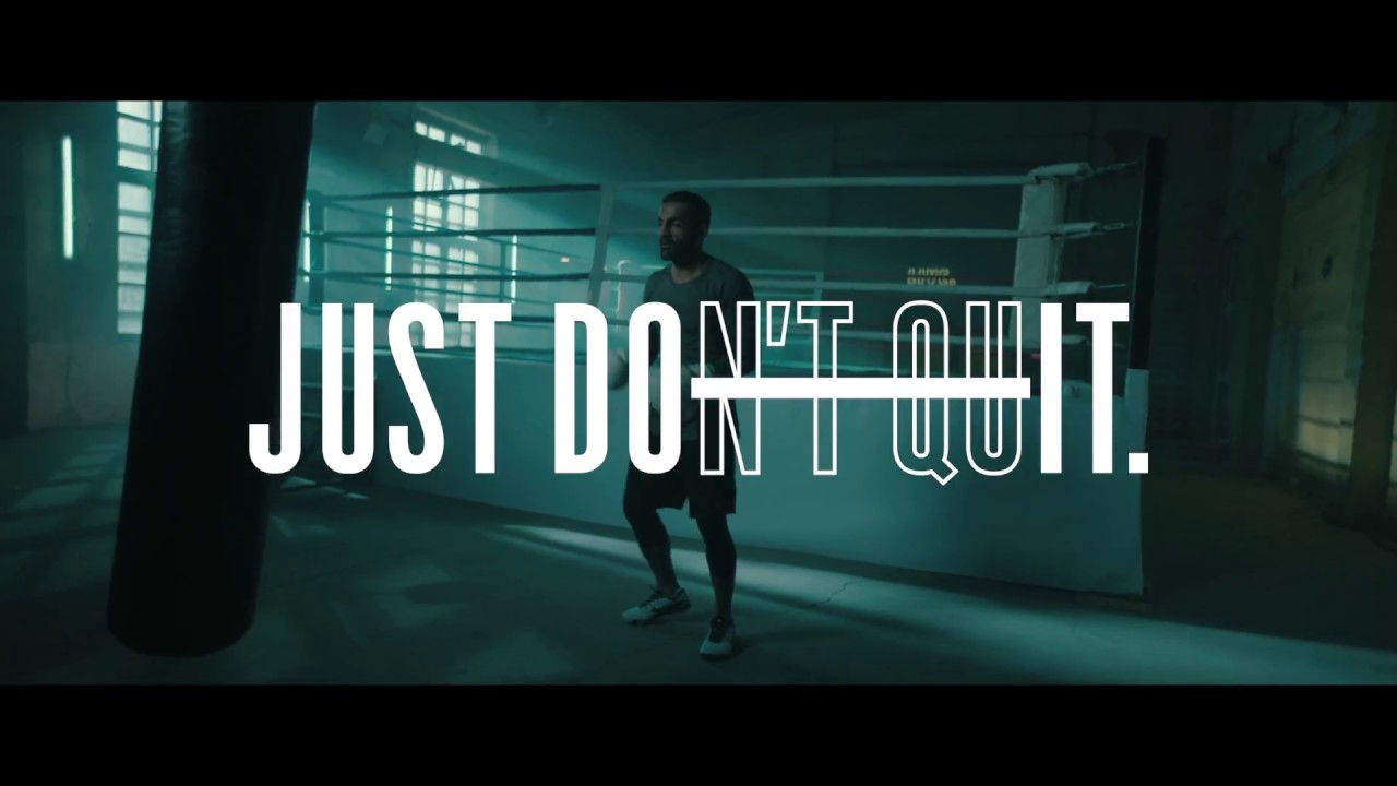 Nike Just Don T Quit Zaur Dzhavadov Tribework Youtube