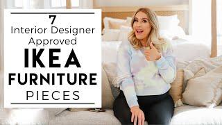 INTERIOR DESIGN | BEST IKEA FURNITURE Approved by an Interior Designer