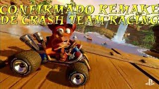 Crash Team Racing Nitro Fueled | ¡REMAKE DE CRASH TEAM RACING! | A la venta el 21 de junio de 2019