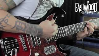 RJ rips it up on our custom shop reissue of the legendary Teisco/ K...