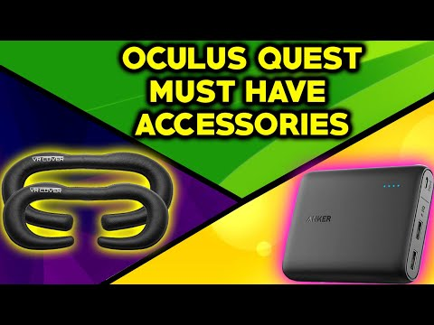 VR Accessories Oculus Quest For A Perfect VR Experience (Six)