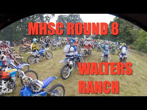MHSC RD 8 - Walter's Ranch Hare Scramble w/ Commentary