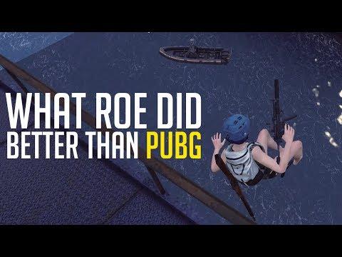 ROE PUBG Clone Did It Better! (Ring of Elysium)
