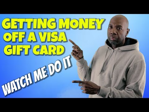 How To Get Money Off A Visa Gift Card | Getting Paid For Surveys Online | Part 2 Of 3