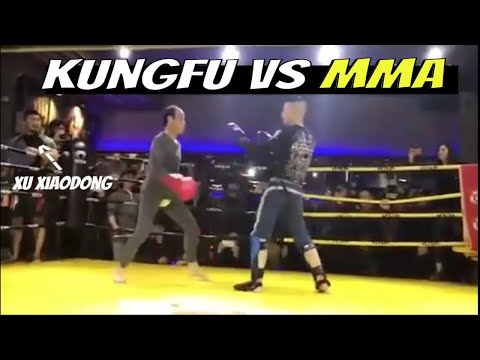 Kung Fu Enthusiast vs Xu Xiaodong MMA Student - Commentary On Fight