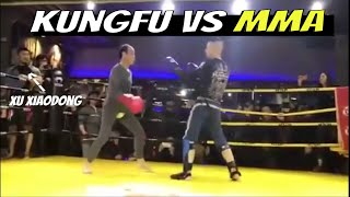 Baixar Kung Fu Enthusiast vs Xu Xiaodong MMA Student - Commentary On Fight
