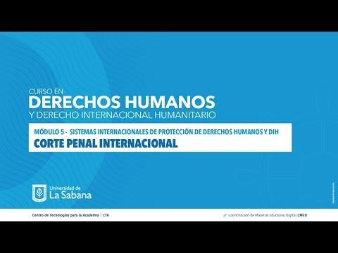 Corte Penal Internacional Youtube