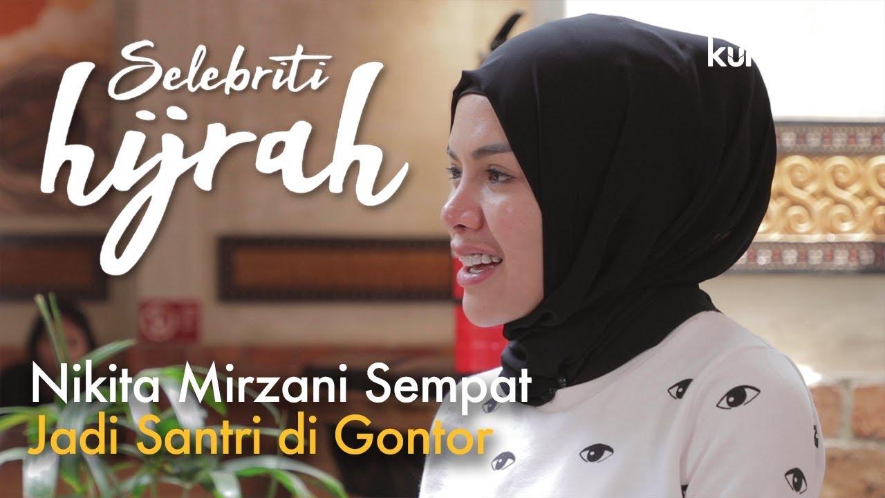Nikita Mirzani Gontor Putri