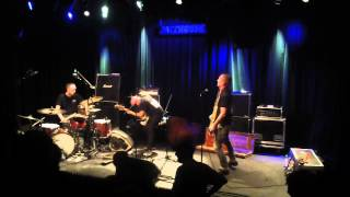 The Thing @ Jazzhouse, Copenhagen (30th of October, 2014)