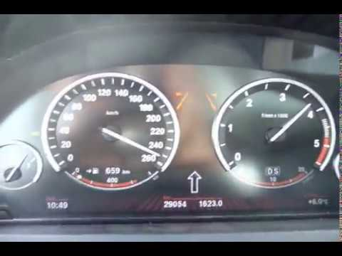 2009 bmw 730d f01 top speed youtube. Black Bedroom Furniture Sets. Home Design Ideas