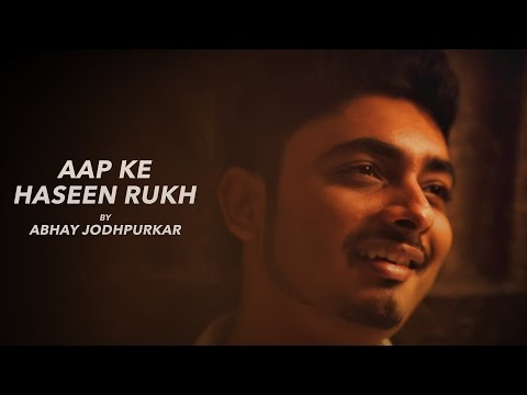 Mohammed Rafi Songs | Aap Ke Haseen Rukh Cover By Abhay Jodhpurkar | Unplugged | Latest Covers