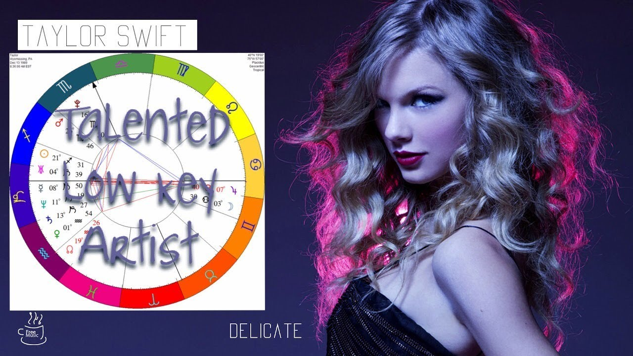 Taylor Swift Birth Chart Interpretation Youtube