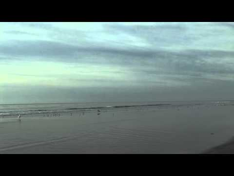 Sunrise Ocean Sights and Sounds Stone Harbor Sailor's Beach September 2015