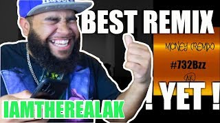 {{ REACTION }} IAMTHEREALAK - MONEY REMIX - MIGHT BE HIS BEST ONE YET -