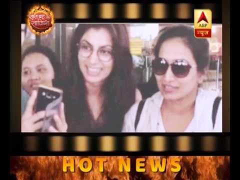 Kumkum Bhagya stars Sriti Jha, Shabbir Ahluwalia reach Jakarta for an Indonesian musical