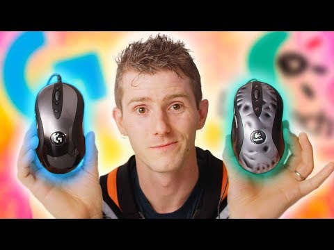 EVERYONE'S Favorite Gaming Mouse is BACK! - Logitech MX 518 Review