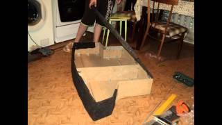 видео Багажник Шевроле Круз: размеры, как увеличить объем
