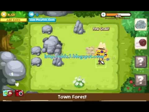 Pet Society - Digging Cheat Using Cheat Engine