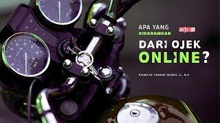 Download Video Apa Yang Di Haramkan Dari Pekerjaan Ojek Online ? - Ustadz Dr. Erwandi Tarmizi, Lc,. M.A. MP3 3GP MP4